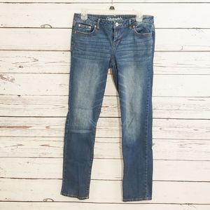 Aeropostale Bayla skinny jeans medium wash BB1